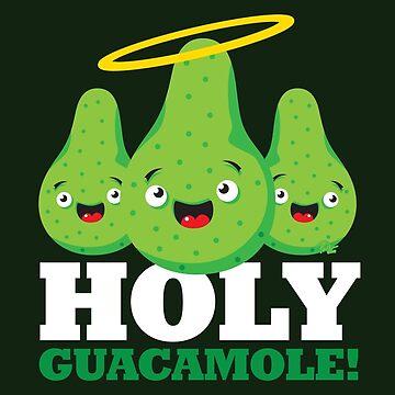 Holy Guacamole! (Dark Version) by Paul-M-W