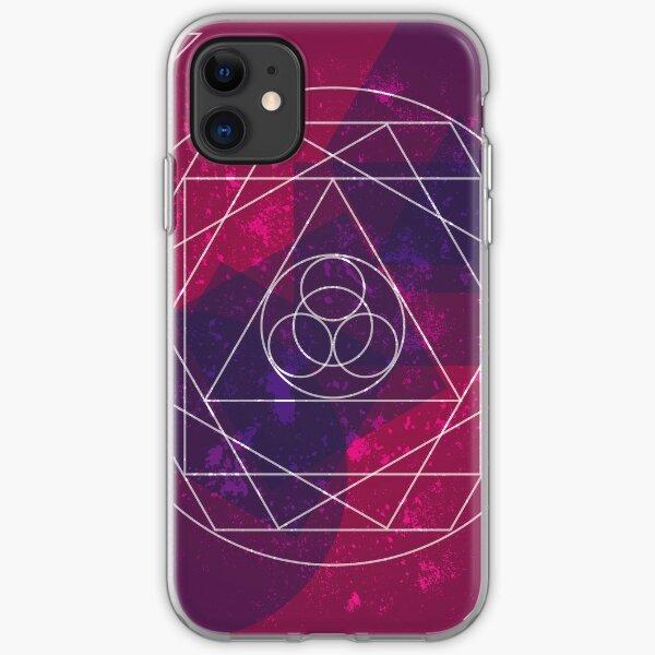 Quick Geometric 01 iPhone Soft Case