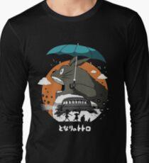 Totoro - My Neighbor Totoro Long Sleeve T-Shirt