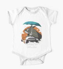 Body de manga corta para bebé Totoro - Mi vecino Totoro