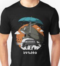 Totoro - My Neighbor Totoro Slim Fit T-Shirt