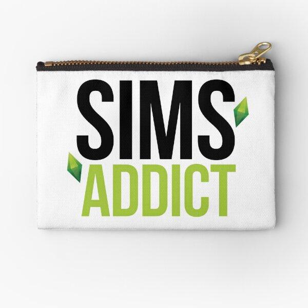 SIMS ADDICT Zipper Pouch