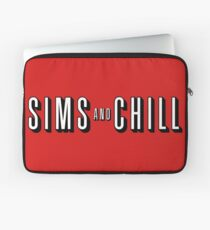 SIMS & CHILL Laptop Sleeve