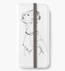 Simplefader-Character22 iPhone Wallet/Case/Skin