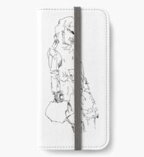Simplefader- Character21 iPhone Wallet/Case/Skin