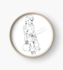 Simplefader- Character21 Clock