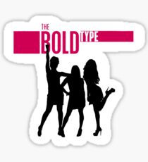 The Bold Type  Sticker
