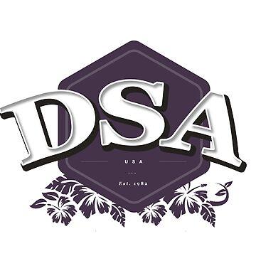 DSA Est. 1982 by nonbinary