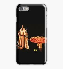 Helter-skelter and merry-go-round iPhone Case/Skin