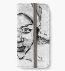 Simplefader-Character24 iPhone Wallet/Case/Skin