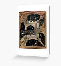Escher I Greeting Card