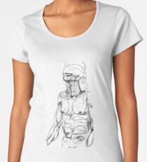 Simplefader- Character11 Women's Premium T-Shirt