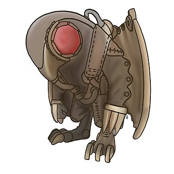 Bioshock Songbird by LittleSmarthy
