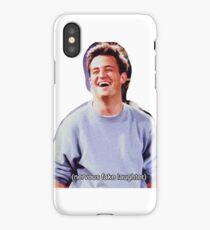 Chandler Bing Friends TV iPhone Case/Skin