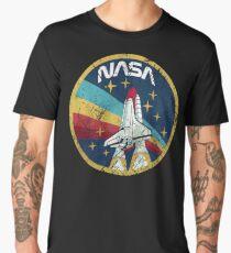 Nasa Vintage Colors V01 Men's Premium T-Shirt