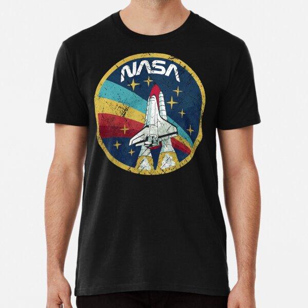 Nasa Vintage Colors V01 Premium T-Shirt