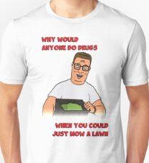 Hank's Take on Drugs Unisex T-Shirt