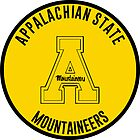 Appalachian State University - Mountaineers by Pop 25