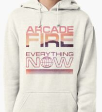 Arcade Fire - Everything Now Pullover Hoodie