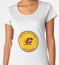 Central Michigan University - Chippewas Women's Premium T-Shirt