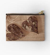 Elegant flax! SALE! Studio Pouch