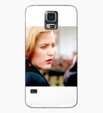 The X Files Scully Still Work Case/Skin for Samsung Galaxy