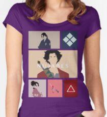 Samurai Champloo Women's Fitted Scoop T-Shirt