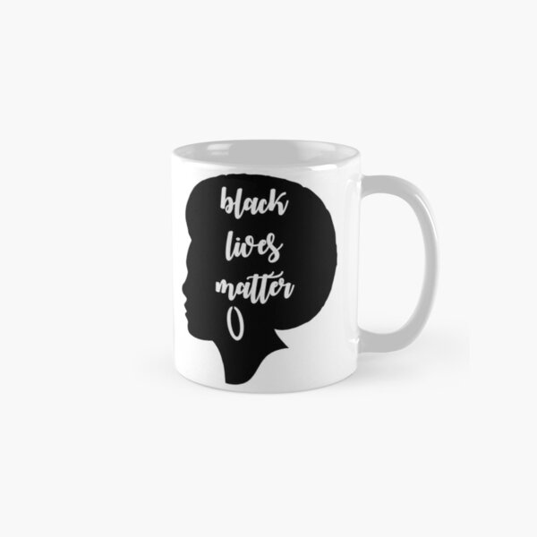 black lives matter Classic Mug