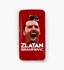 Zlatan The Red Samsung Galaxy Case/Skin