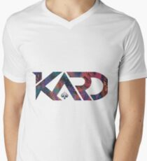 KARD Men's V-Neck T-Shirt