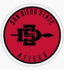 San Diego State University - Aztecs Sticker