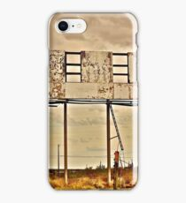 Abandoned Billboard iPhone Case/Skin