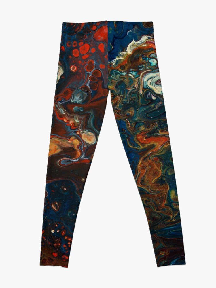 Alternate view of Flower Child Leggings