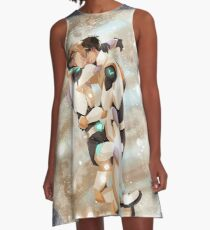 In the Universep A-Line Dress
