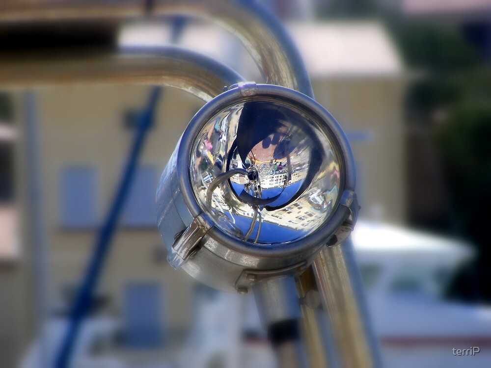 Nautical Reflections by terriP