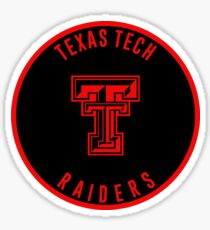 Texas Tech University - Raiders Sticker