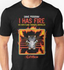 I Has Fire T-Shirt