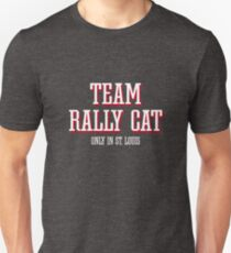 St. Louis Baseball Team Rally Cat Kitten  T-Shirt