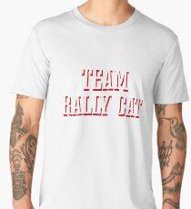 St. Louis Baseball Team Rally Cat Kitten  Men's Premium T-Shirt