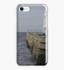 Macduff Harbour. iPhone Case/Skin