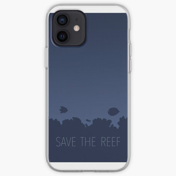 Save the reef Phone case iPhone Soft Case