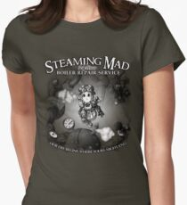 Steaming Mad Boiler Repair T-Shirt