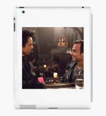 Gob and Tony iPad Case/Skin
