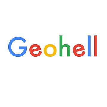 Geohell by nonbinary