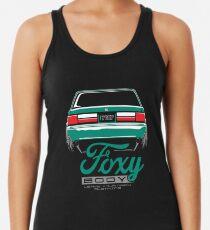 Foxy Körper Mustang Tanktop für Frauen