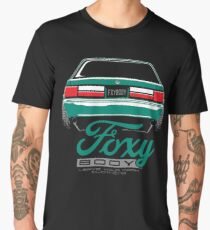 Foxy Body Mustang Men's Premium T-Shirt