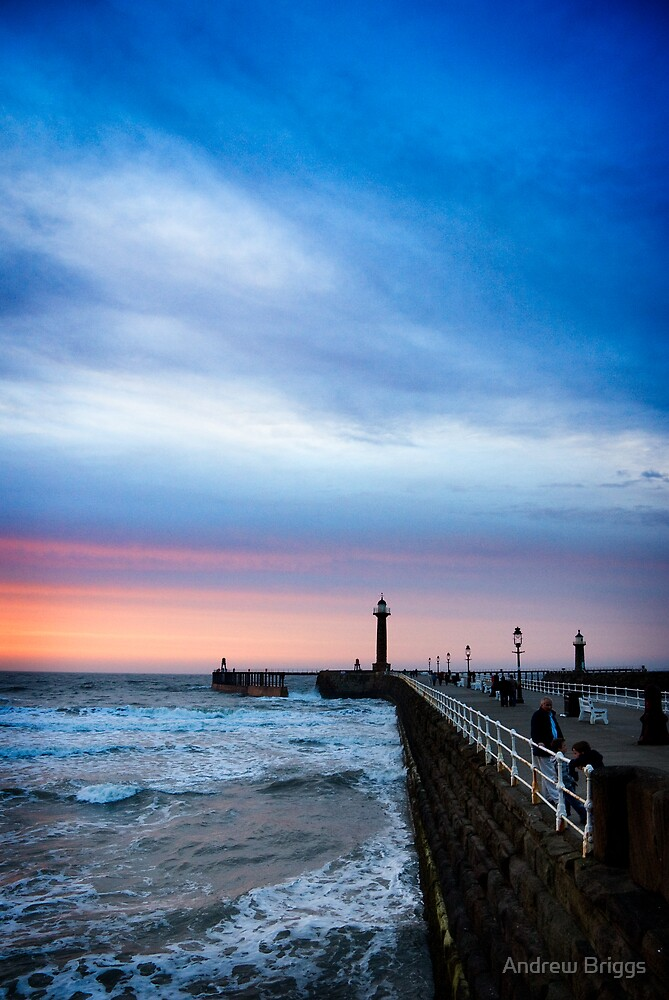 Whitby XIII by Andrew Briggs