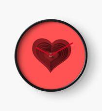 Heart Pulse Clock