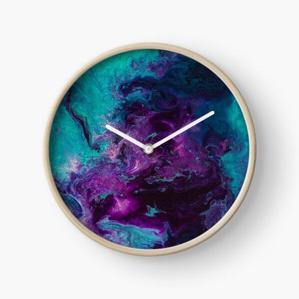 Nebulous Clock