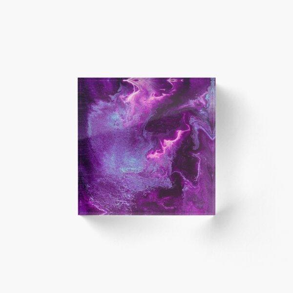 Galaxius Acrylic Block